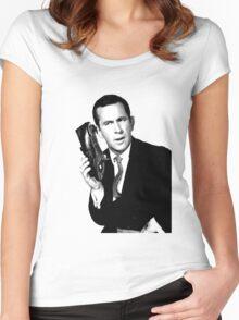 Get Smart- Don Adams Women's Fitted Scoop T-Shirt