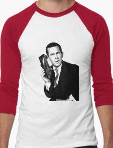 Get Smart- Don Adams Men's Baseball ¾ T-Shirt