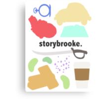 Storybrooke. Canvas Print