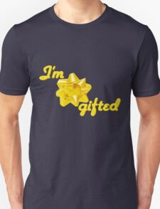I'm Gifted (yellow) T-Shirt
