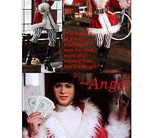 Angel Dumott Schunard by margo4891