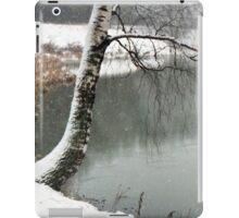 Lonely Birch iPad Case/Skin