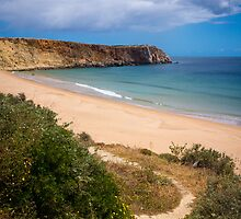 Algarve coast, Portugal by seawhi