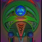 Galactic Portal by Ellanita