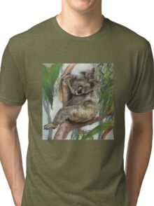 Nap O'Clock Tri-blend T-Shirt