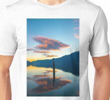 Alpine lake Unisex T-Shirt