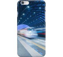 Train station iPhone Case/Skin