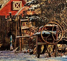 Antiques Overflowing by PineSinger