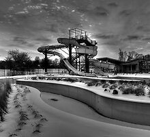 Winter Water Park by njordphoto