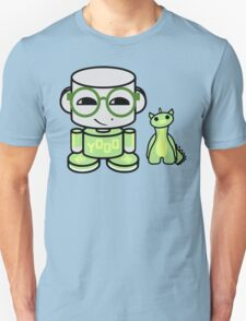 Yobo Yo O'babybot (and Deeogee) T-Shirt