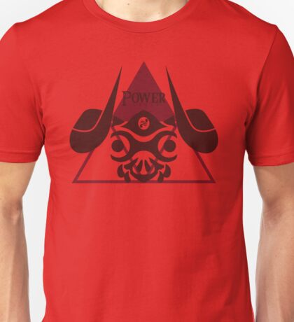 Triforce of Power Unisex T-Shirt