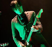 Queens of the Stone Age - Troy Van Leeuwen by AKanephoto