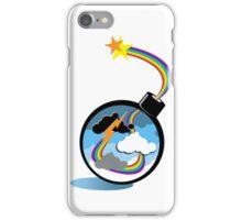 Cloud Bomber iPhone Case/Skin