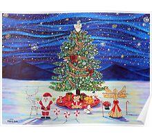 'CHRISTMASLAND'  Poster