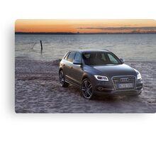 Audi SQ5 Metal Print