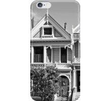 The Victorians of Alamo Square iPhone Case/Skin
