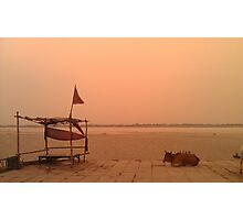 River Ganges Photographic Print