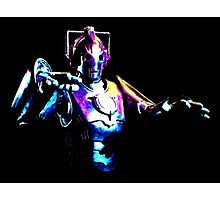 Cyberman Alpha [Print] Photographic Print