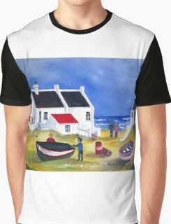 Waenhuiskrans / Arniston- South Africa Graphic T-Shirt