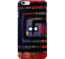 The creatures from the drain 19 iPhone Case/Skin