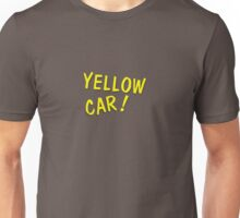 Yellow Car! (Alternative) Unisex T-Shirt