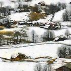 Let it snow, Switzerland by buttonpresser