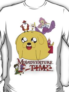 Misadventure Time 2 T-Shirt