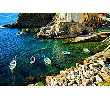 Riomaggiore - Italy Photographic Print
