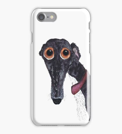 GREYHOUND g203 iPhone Case/Skin