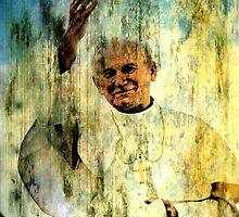 The Blessed John Paul ll by MJ Perry