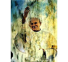The Blessed John Paul ll Photographic Print
