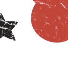 EVANGELION - Asuka Langley Skull Sticker