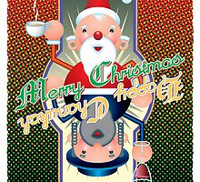 Christmas/Chanukah by Geometrix13