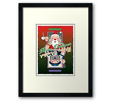 Christmas/Chanukah Framed Print