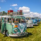 VW busses wide version by thatstickerguy