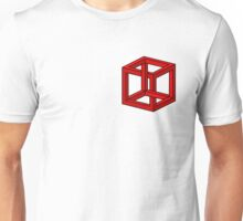 Impossible Cube Unisex T-Shirt