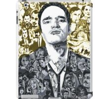 quentin tarantino movie colection iPad Case/Skin
