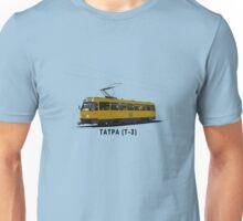 Tatra T-3 Soviet Streetcar Unisex T-Shirt