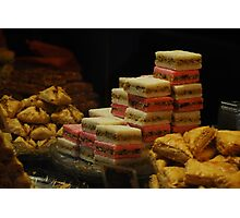 Market Sweets Photographic Print
