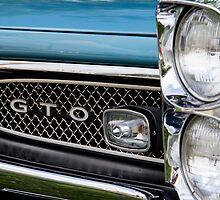Pontiac GTO by Tony  Bazidlo
