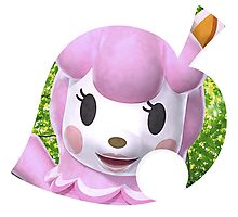 Animal Crossing New Leaf - Reese Photographic Print