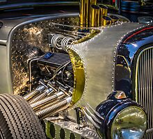 Ratrod Vintage Power by Tony  Bazidlo