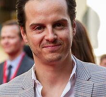 Andrew Scott by Paul Bird