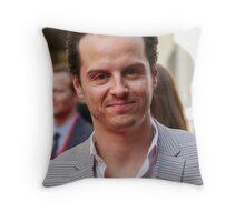 Andrew Scott Throw Pillow