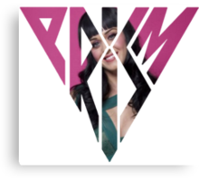Katy Perry Prism Canvas Print