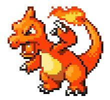 Pokemon - Chamelion Sprite by ffiorentini
