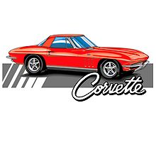 1965 Chevrolet Corvette by crossgrain