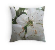 Dragonworld: Cherry Blossom Throw Pillow