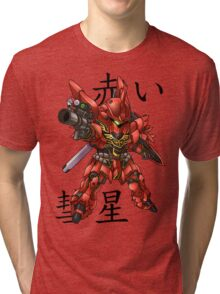 The Red Comet Tri-blend T-Shirt