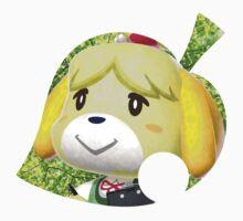 Animal Crossing New Leaf - Isabelle by teenrunaway
